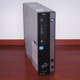富士通デスクトップ D551/D(Ci3-2120/4G/500...