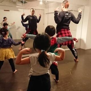 ★渋谷でキッズアフリカン★キッズワークショップ★(4歳から小学生低...