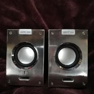 UNIT COMスピーカー&ELECOM HDMI ミニコネクタ