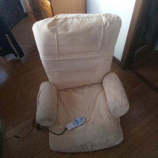 らくらくマッサージチェアー  椅子 座椅子 家具