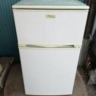 【配送設置可能】冷凍冷蔵庫96ᒪ 動作確認済♪