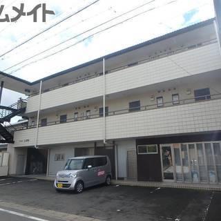 初期費用がワンコイン(500円)!!岐阜市黒野 1Kマンション ...