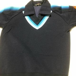黒北小ジャージ 男児用上着のみサイズ140