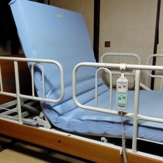 【3/30まで】電動介護ベッド<フランスベッド>
