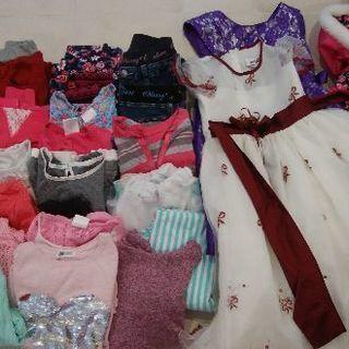女の子洋服 サイズ130