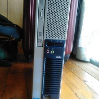 ※ジャンク品 NECディスクトップパソコン(i3第二世代)