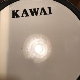 KAWAI 中古大ドラム