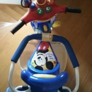 ミッキーの三輪車 − 千葉県