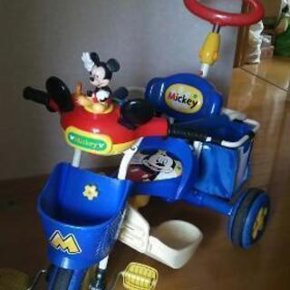 ミッキーの三輪車 - 子供用品