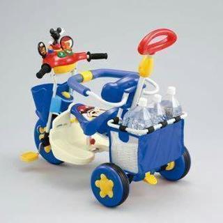 ミッキーの三輪車 - 松戸市