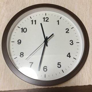 ニトリ、掛け時計
