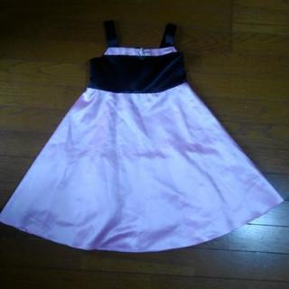 式服☆発表会☆七五三  ドレス120cm 薄紫コートとセット