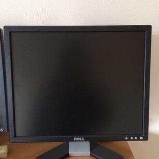 パソコンモニターDEL