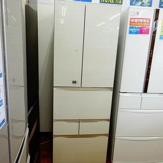 【TOSHIBA】1年保証付き!6ドア冷蔵庫売ります!