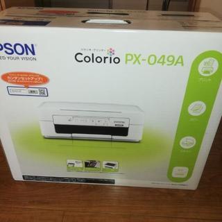 EPSON カラリオプリンター PX-049A 年内保証付き