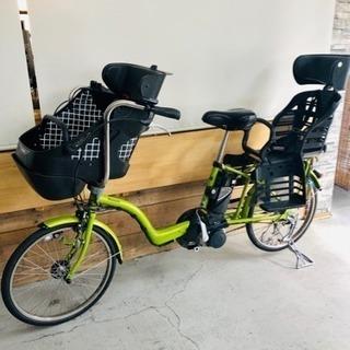 パナソニック ギュットミニ  20インチ 新基準 電動自転車 8.9Ah