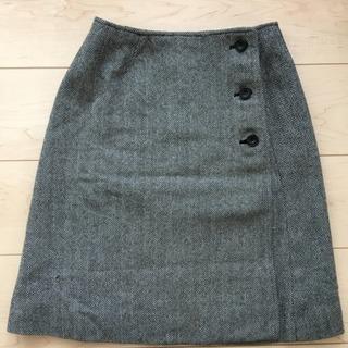 MITSUKOSHI 巻きスカート