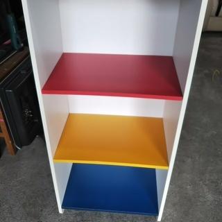 [子供部屋収納カラーボックス]⁑リサイクルショップヘルプ