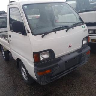 三菱 ミニキャブトラック 車検満タン!
