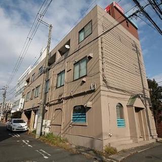 水戸駅10分30坪賃料10万円駅南通りに面す。何業でも可!