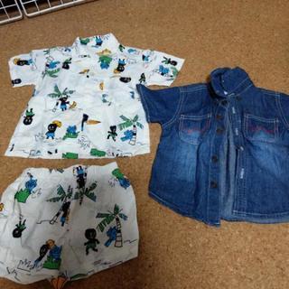 サイズ80 男の子夏服