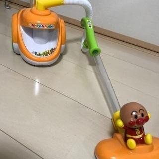 アンパンマン 掃除機のおもちゃ