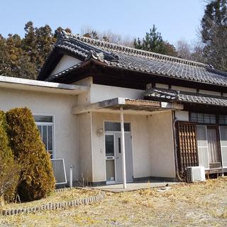 小川赤十字病院すぐそばの古民家