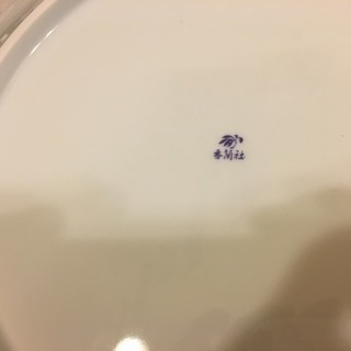 食器皿 香蘭社 J3073