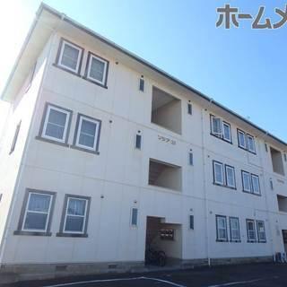 関市栄町 2DKマンション 家賃3.8万 ソシア21。岐阜バス 関...