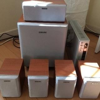 SONY  5.1ch  ホームシアター  セット
