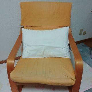 ロッキングチェアー風の椅子