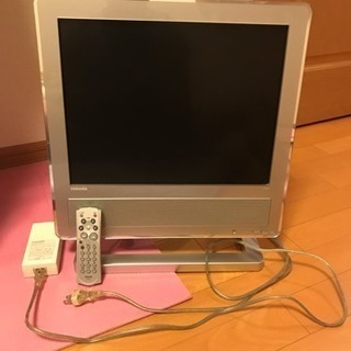 TOSHIBAアナログテレビ