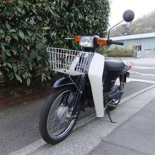 スズキ バーディー50(4サイクル) BA41A 実動美中古車 ...