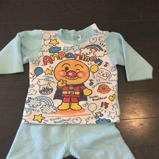 アンパンマン★暖かパジャマ★サイズ100