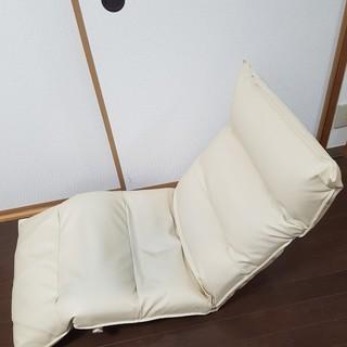 低反発 42段ギア 1人用リクライニング座椅子