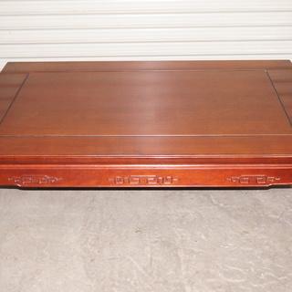 【座卓】 Karimoku カリモク 木製家具 ローテーブル 机 ...