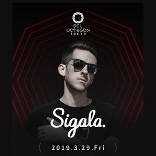 【EDM】Sigala六本木【ライブ】