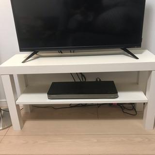 IKEA テレビ台 ホワイト