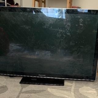 Panasonic VIERA 46型 ハイビジョンプラズマテレビ