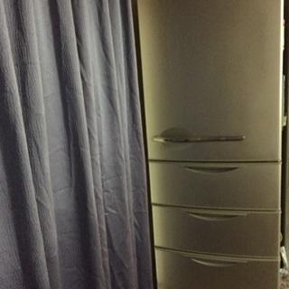 冷蔵庫 サンヨーSR-361Rノンフロン冷凍冷蔵庫