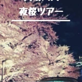 🌸夜桜バスツアー🌸