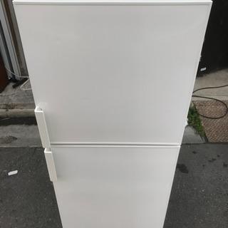 無印良品 MUJI 良品計画 137L 冷凍冷蔵庫 AMJ-14D...