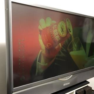 52インチ 2007年Victorリアプロジェクションテレビ