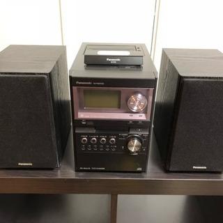 多機能コンポ Panasonic SC-PM670SD