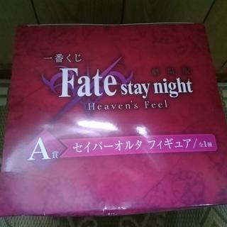 バンプレスト 一番くじ 劇場版 Fate/stay night ...
