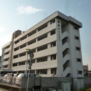 松山市東長戸 潮見マンション405号 2DK【3.5万円】ペット...