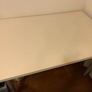 ダイニングテーブル IKEA ホワイト