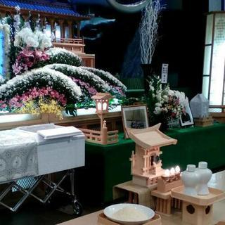 〈札幌近郊〉神式葬儀の御礼・お布施【3万円】にて斎行致します。