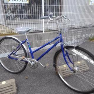 中古自転車417(防犯登録600円無料)  日本製 26インチ ギ...