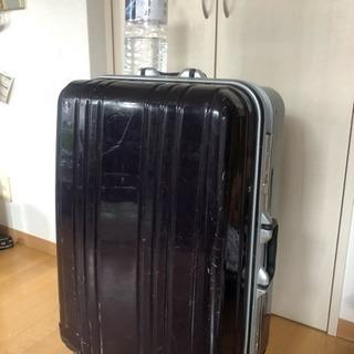 スーツケースあげます